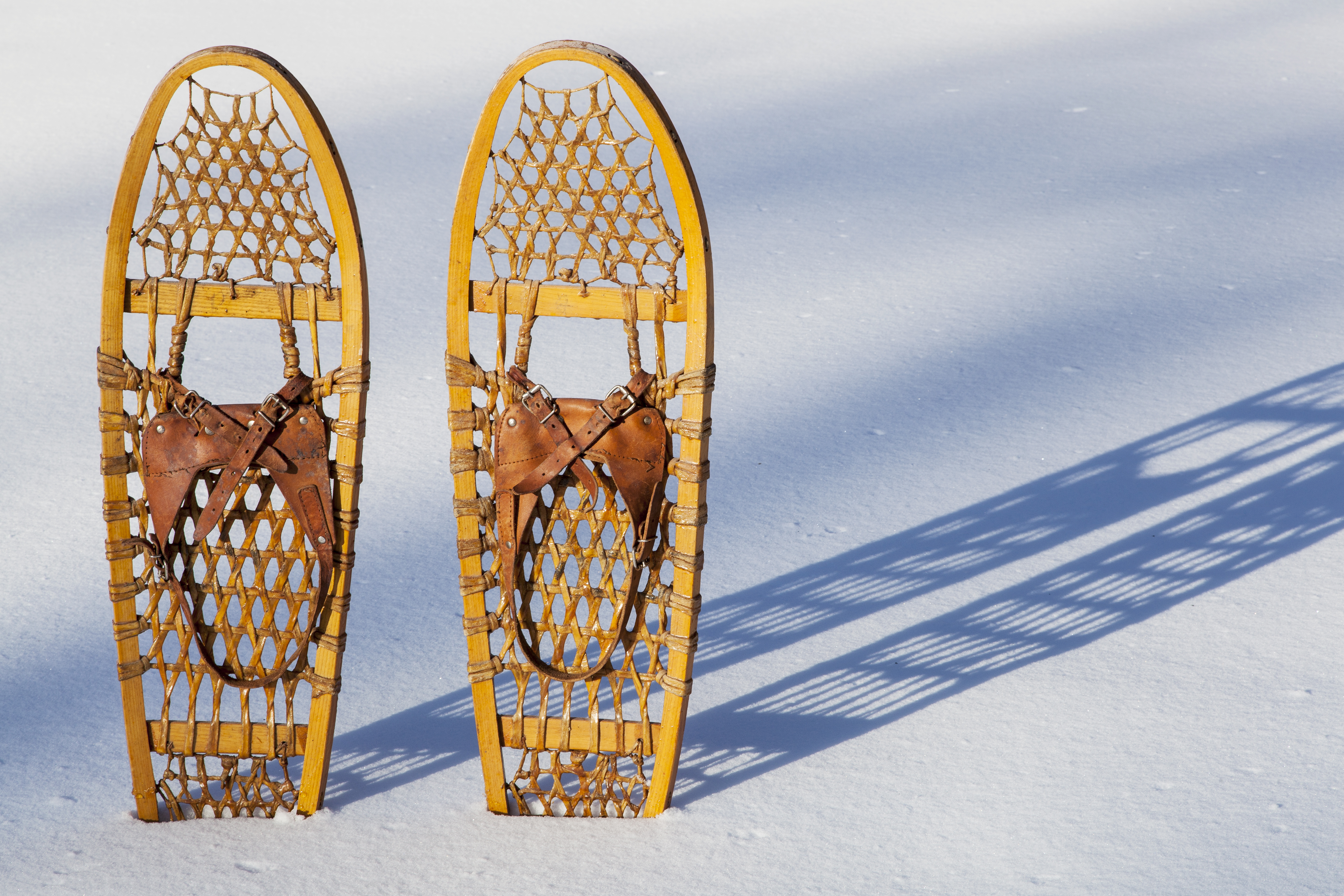 Guided Night Snowshoe Hikes At Scenic Caves Nature Adventures