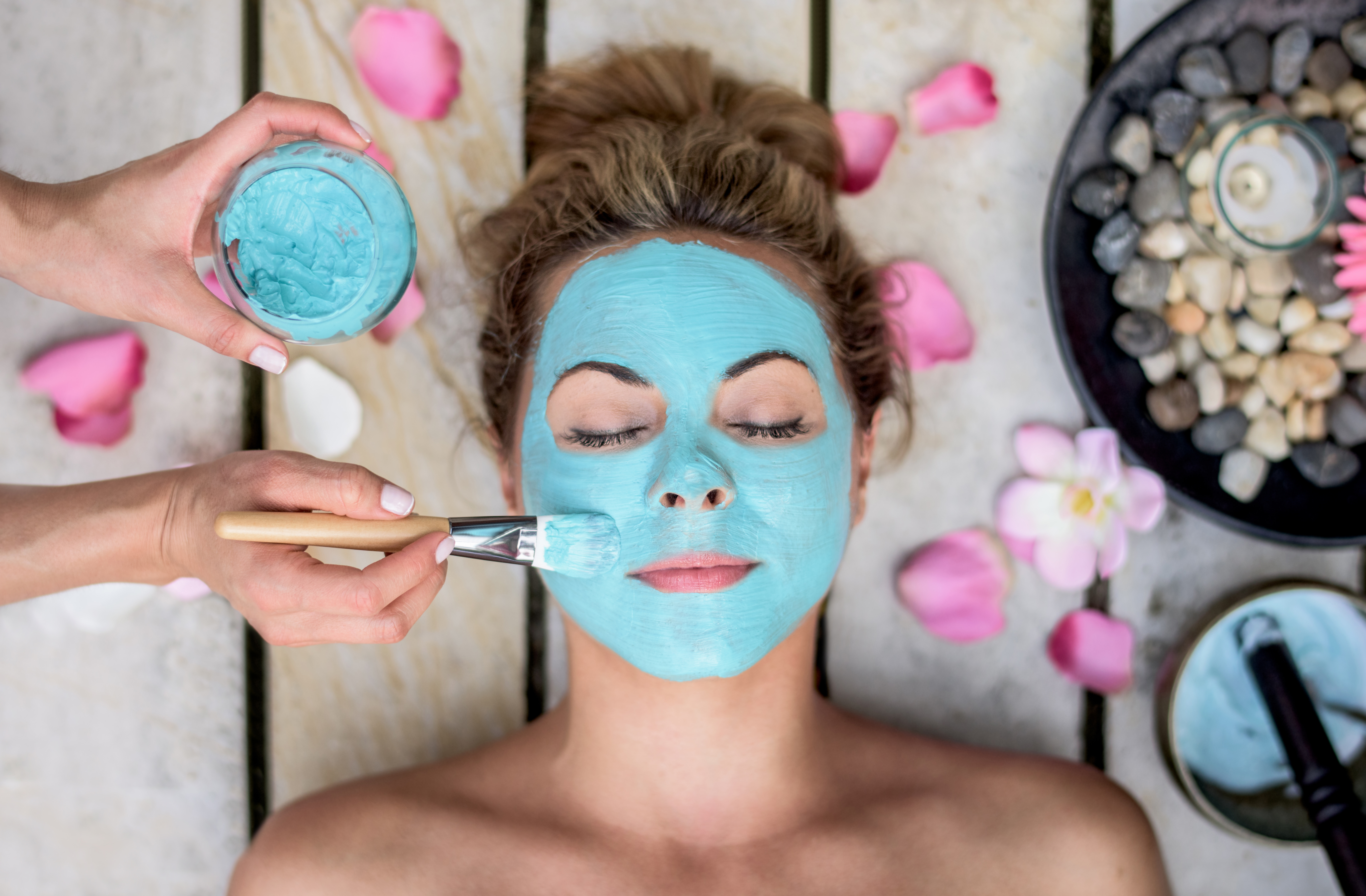 Glow With A Facial