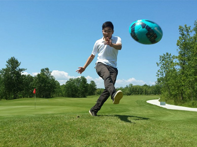 FOOTGOLF COMING TO CRANBERRY