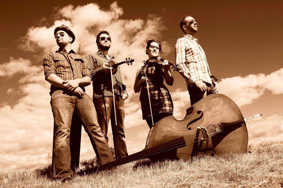 The Blazing Fiddles Come To Collingwood