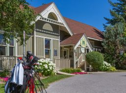 Golf Shop At Cranberry Resort Golf Course