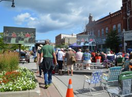 Collingwood Ontario Vacations During Elvis Fest
