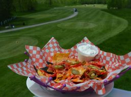 Grab An Snack Before You Tee Off At Cranberry Golf Course