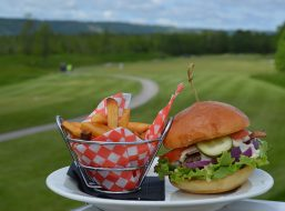 Play Cranberry Golf Course During Your Living Water Vacation
