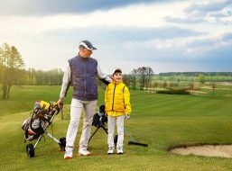 Golf With Your Family At The Cranberry Golf Course