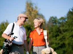 Golf With Your Favorite Partner At Cranberry Golf Course