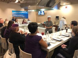 Try Culinary Theater For Team Building At Living Water Resorts