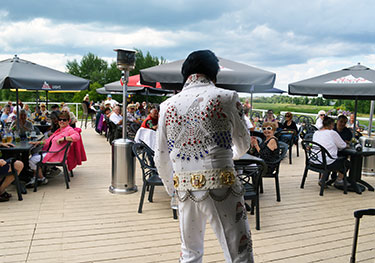 Elvis Fest, Cranberry Golf Resort