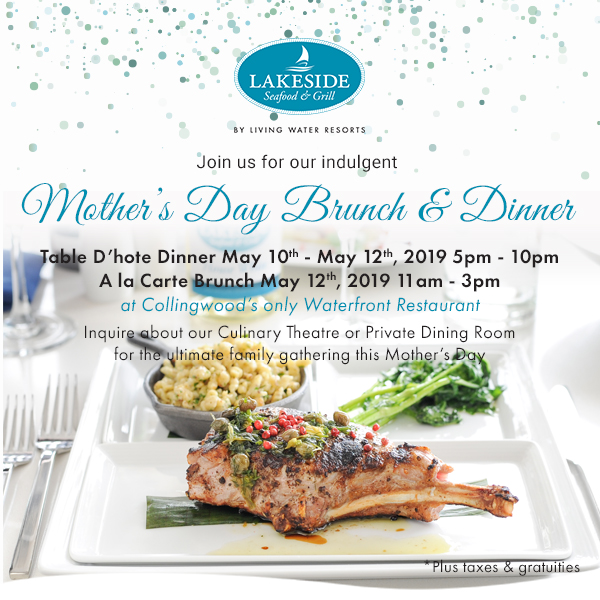 Lakeside Mother's Day Brunch